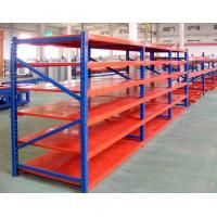 Wholesale Durable Steel Medium Duty Shelving System Upright Frame For Warehouse Storage from china suppliers