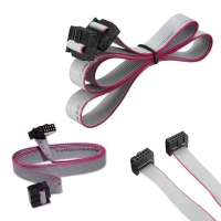 Buy cheap FC 10P FC 20P 2.54mm Custom Made Wiring Harness IDC Flat Terminal from wholesalers