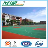 Wholesale Anti - Slip Sport Court Flooring Rubber Floor Equipment Paint For Indoor Badminton Court Playground from china suppliers