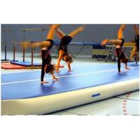 Wholesale High quality inflatable tumble track/air track gymnastic mats in various sizes from china suppliers