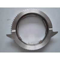 Wholesale Round Rotary Screen Printing Machine Parts Open Bearing Gear Teeth from china suppliers