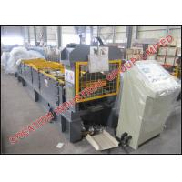 Wholesale Aluminium Tapered Bemo Roof Panel Roll Forming Machine , 20 Meters / Minute from china suppliers