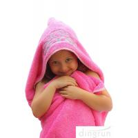 Wholesale OEM Welcome Durable Hooded Poncho Beach Towels Skin Friendly Soft from china suppliers