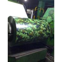 Quality Weatherability Galvanized Iron Sheet , Colour Coated Roofing Sheets 0.2mm - 1.0mm for sale