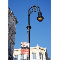 Quality chinese lighting /steel tubular lighting pole/light poles outdoors/lamps pole for sale