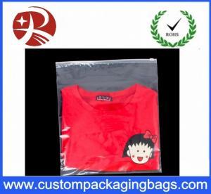 Wholesale Multi size Clothing zip lock plastic bags , Eva Transparent ziplock plastic bags from china suppliers