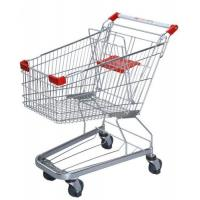 Wholesale Germany Style Shopping Trolleys 5 Inch Grocery Hand Cart 1020×590×980 mm from china suppliers