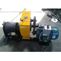 Wholesale 80 KN Electric Engine Power Capstan Winch For Cable Stringing from china suppliers