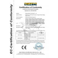 Beijing KingSuo Technology Co., Ltd Certifications