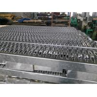 Wholesale slip stair treads / aluminum antiskid plate / perforated safety grating from china suppliers