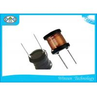 Wholesale Auto Mounting Wire Wound Power Inductor Small Size Reliable For Switching Power from china suppliers
