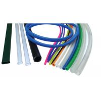 Wholesale Electrical Wire Heat Shrink Rubber Tubing , Custom Silicone Hoses Shrink Wrap Wire Insulation from china suppliers