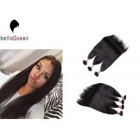 Wholesale Straight Full Cuticle Grade 7A Virgin Hair Can Be Ironed And Restyled from china suppliers