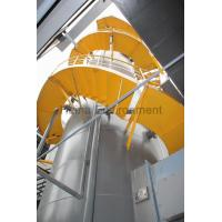 Quality Large Scale Carbon Steel Spray Desulphurization Tower with  High Corrosion Resistant for sale