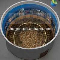 Wholesale The 6-DOF Platform Simulates A Hot Air Balloon Flying Over The City Dome Screen Cinema from china suppliers