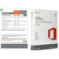 Wholesale Office Home & Business Office Product Key Card For Mac Online Activation Lifetime Use from china suppliers