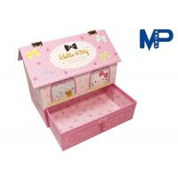 Wholesale Customizable Printing pink Recycled Paper Gift Boxes for wedding from china suppliers