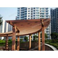 Wholesale corner pergola from china suppliers