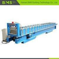 Wholesale Joint Hidden Roof Wall Panel Cold Roll Forming Machine 0.4-0.8m Thickness from china suppliers