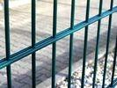 Wholesale Trellis Gate Double Wire Mesh Fence / 200*50mm Welded Wre Mesh Panels from china suppliers