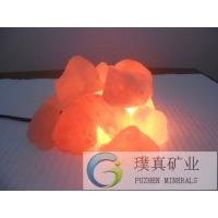 Wholesale Pink raw natural raw crystal rock himalayan Salt Lumps from china suppliers