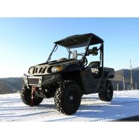 Wholesale 4 x4 and 4x2 Switchable Gas Utility Vehicles 500CC Water Cooled from china suppliers