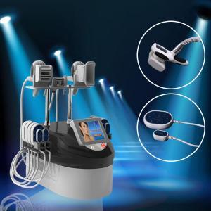 Wholesale RF Cavitation Lipo Laser Machines , Portable Zerona Lipo Laser Machine from china suppliers