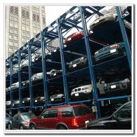 Wholesale Module dependent three parking lift 3 4 5 Cars Vehicles Stacker Valet Vertical Parking from china suppliers