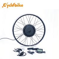 Wholesale 48 Volt 1000w Electric Bicycle Conversion Kit For Ebike , High Speed 50km/h from china suppliers