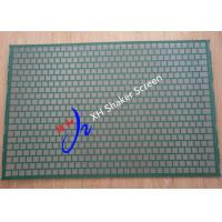 Wholesale Green Color FLC 48 - 30 Dirt Shaker Screener For Drilling Waste System from china suppliers