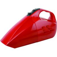 Wholesale Red Handheld Car Vacuum Cleaner for House 12V DC cigarette lighter from china suppliers