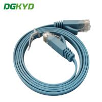Wholesale Ethernet Patch Cable Rj45 Utp Cat6 Flat Ethernet Cable With CE / UL / Certification from china suppliers
