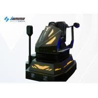 Wholesale Amusement Park Science Fiction VR Racing Simulator With Dynamic Platform from china suppliers