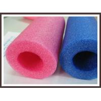 Quality EPE Packing Sponge Material , EPE Foam Tube Packing Backer Rod For Swimming for sale