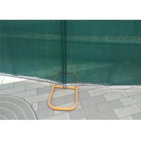 "Wholesale temporary chain link fence panels 6'x12' mesh 60mm x 60mm tube 1.25""  16ga wall thick from china suppliers"