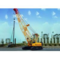 Wholesale Durable XCMG Hydraulic Crawler Crane Main Boom Length 50m And Fixed Jib Length 18m from china suppliers