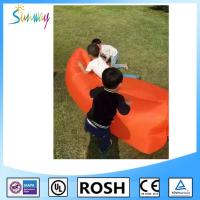 Wholesale Popular Hangout Laybag Inflatable Structures Inflatable Colorful Sofa from china suppliers