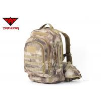 Wholesale 600D Waterproof Polyester Tactical Military Backpack for Man FCC SGS from china suppliers