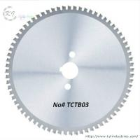Wholesale TCT Circular Saw Blade for Cutting Steel / Iron and SS304 Pipe from china suppliers