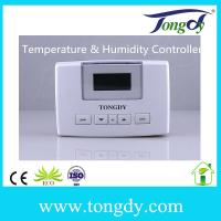Wholesale Wall Mount Temperature Humidity Meter , Digital Temperature And Humidity Controller from china suppliers