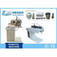 Wholesale Argon Arc Welding Machine , Steel Canister Automatic Straight Seam Welding Machine from china suppliers
