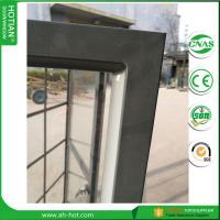 Wholesale hot rolled steel window and doors made with warm edge tempered glass from china suppliers