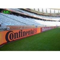 Wholesale P10 Advertising Stadium LED Display Full Color Live Football Video from china suppliers