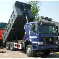 Wholesale Sinotruk HOWO 6x4 strong mine dump truck in Africa and South America markets from china suppliers