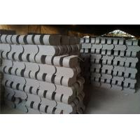 Quality Thermal Conductivity Magnesia Carbon Brick , High Basic Slag Resistance Refractory Blocks for sale
