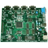 Wholesale Turnkey Assembly PCBA Four Layer Board  Lead Free Surface Finishing from china suppliers