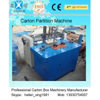 Wholesale GBJ High Speed Automatic Clapboard Machine Automatic Carton Stapler Machine from china suppliers