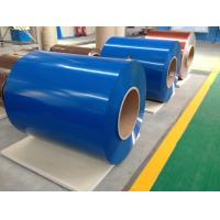 Wholesale Prepainted Galvanized Steel Coil , Cold Rolled Color Coated Roofing Sheets from china suppliers