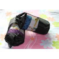 Wholesale microfiber yoga towel yoga mat towel with mesh bag from china suppliers