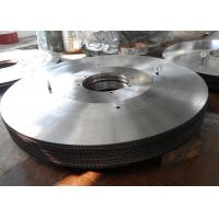 Wholesale Manganese vanadium steel tappered hot cut saw blade for cutting hot rolled steel from china suppliers